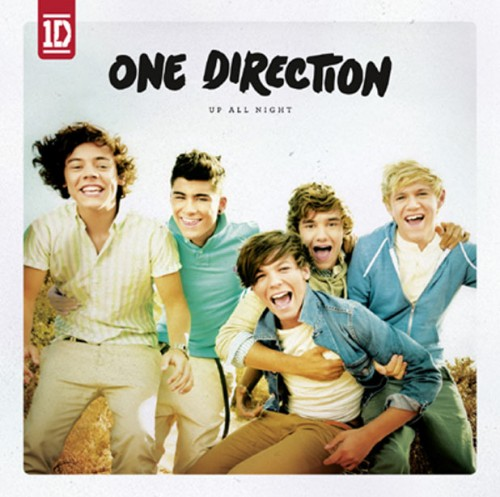 Gli album di One Direction