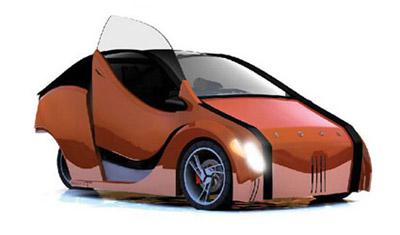 Auto del futuro: le macchine che vanno ad aria 1