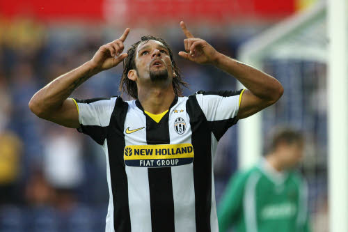 amauri juventus brondby Amauri Finally Gets The Call